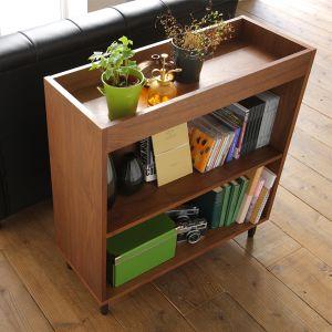 棚として、本や小物の収納に最適です。