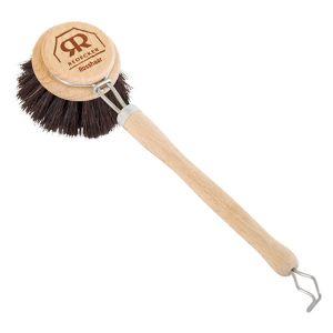 やわらかい馬の毛で作れており、食器を傷つけることなく洗うことが出来るウォッシングブラシです。