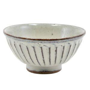 立彫り 飯碗 大