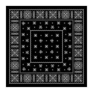 ブラック:200×200