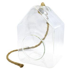 テラリウムハンギングロープ ハウス L