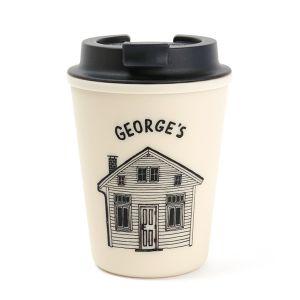 GEORGE'S ウォールマグ ベージュ