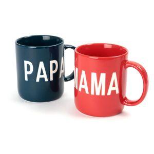【オンラインストア限定】PAPA&MAMAマグ ペアセット