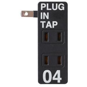 PLUG IN TAP 04 2セット ブラック