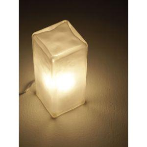 フロスティブロックランプ / Frosty block lamp