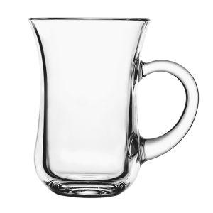 チャイグラス ハンドル付