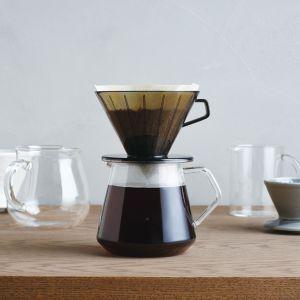 SLOW COFFEE STYLE ブリューワー 4cups クリアグレー
