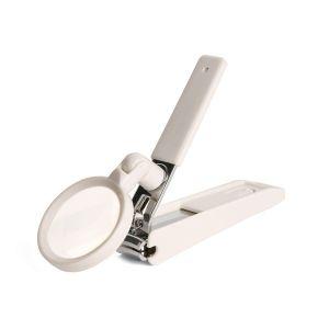 マグニファイング ネイルクリッパー(爪切り) / MAGNIFYING NAIL CLIPPER