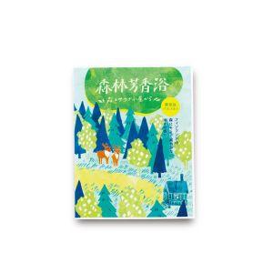 森林芳香浴