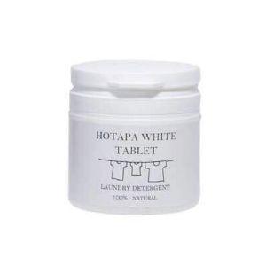 HOTAPA ホタパホワイト 40粒(タブレット洗濯用洗剤)