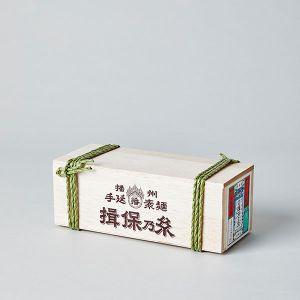 揖保乃糸 上級 ミニ木箱