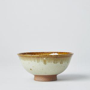 利左エ門窯×TODAY'S SPECIAL 錆流し 茶碗 大
