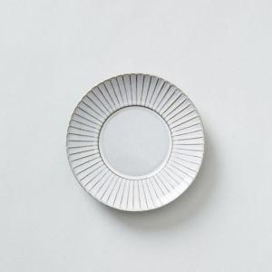 4th-market プラート ティー ソーサー グレー