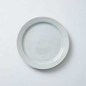藍染窯×TODAY'S SPECIAL プレート 24cm クレイズ