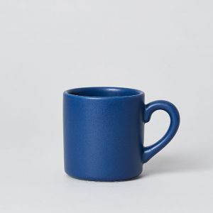 COLORED MUG ブルー