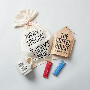 【GIFT SET】チョコレートとコーヒー、マグのセット