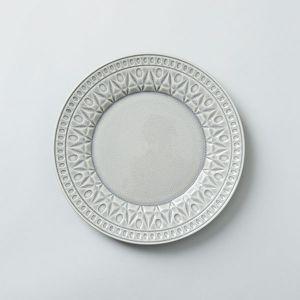 クリスタル サラダプレート グレー COSTA NOVA/コスタノバ