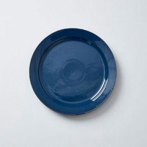 藍染窯×TODAY'S SPECIAL プレート 24cm 藍