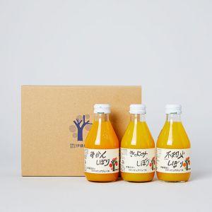 伊藤農園 100%ピュアジュース 3本セットA