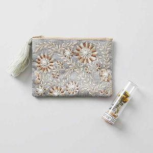 【GIFT SET】POUCH & FLOWER B