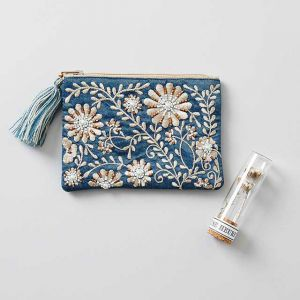 【GIFT SET】POUCH & FLOWER C