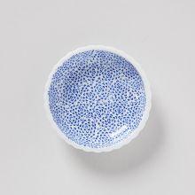 印判豆皿 ひまわり / 東屋