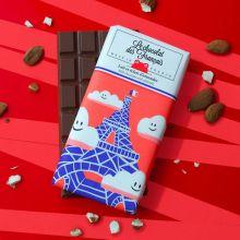 Le chocolat des Francais / ル・ショコラ・デ・フランセ ミルクアーモンド