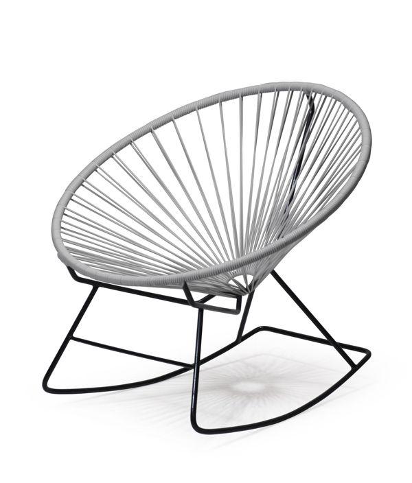 Acapulco Rocking Chair<GREY>