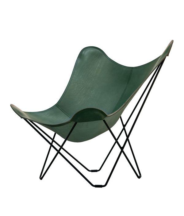 BKF Chair / PAMPA MARIPOSA GREEN
