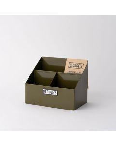 GENERAL TOOLBOX 3 カーキ