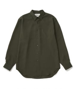 Regular color shirt 02 /3 /Khaki /Ōnnod