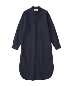 Shirt dress 1 Navy /Ōnnod