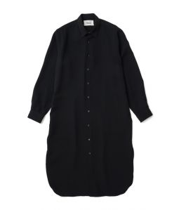 Shirt dress 1 Black /Ōnnod