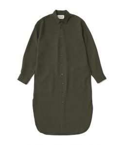 Shirt dress 1 Khaki /Ōnnod