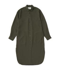 Shirt dress 1 Khaki /Ōnnod