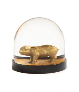 Wonder Ball Pig gold