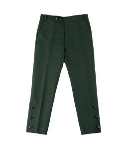BAWANIM TROUSER / XS / GREEN