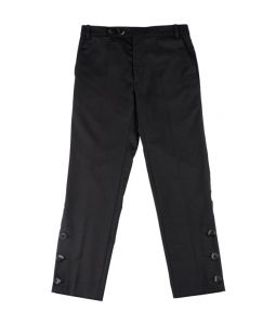 BAWANIM TROUSER / S /BLACK