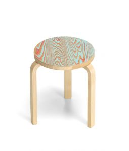 【送料無料】Stool 60 ColoRing / Red×Turquoise