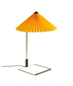 MATIN TABLE LAMP  / Bright Yellow