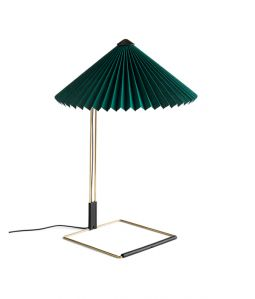 MATIN TABLE LAMP  / Forest Green