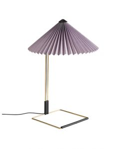 MATIN TABLE LAMP  / Lavender