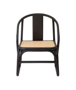 MR arm chair Black /TOU