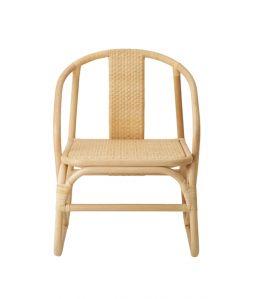 MR arm chair Natural /TOU
