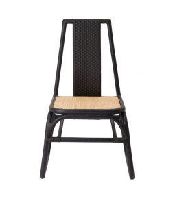 MR side chair Black /TOU