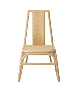 MR side chair Natural /TOU