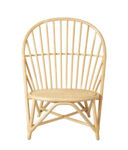 WR lounge chair Natural /TOU