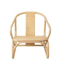 MR lounge chair Natural /TOU