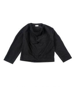 LEMAIRE Blouse / Black