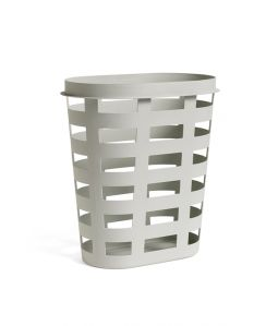 LAUNDRY BASKET  / LIGHT GREY
